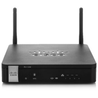 思科(Cisco)RV110W Wireless-N VPN防火墙路由器