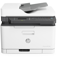 惠普(HP)Color Laser MFP 179fnw 锐系列 新品 彩色激光多功能一体机 四合一